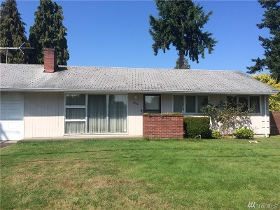 Lakewood Single Family Home For Sale: 8710 Hipkins Rd SW