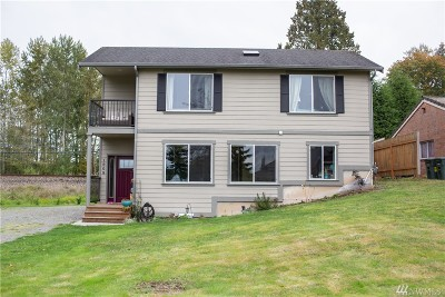 Blaine Single Family Home Pending: 1908 Bayview Ave
