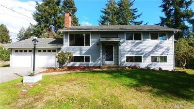 Shelton Single Family Home For Sale: 818 S 14th St