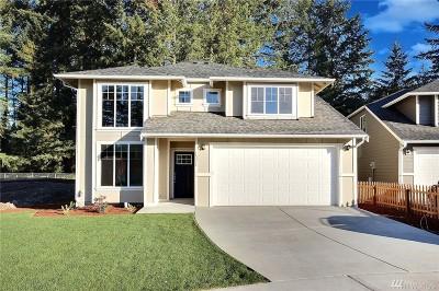 Single Family Home For Sale: 15330 4th Av Ct E #Lot-2