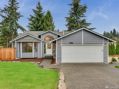 Bellevue Single Family Home For Sale: 1730 140th Ct SE