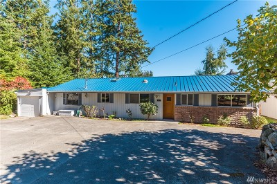 Oak Harbor Single Family Home Pending Inspection: 3162 SW Greatview Place