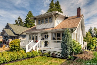 Tacoma Multi Family Home For Sale: 3619 N Gove St