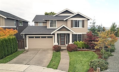 Renton Single Family Home For Sale: 10014 192nd Place SE