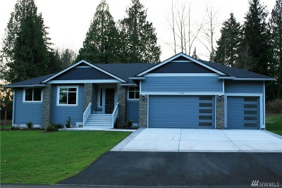 Snohomish Single Family Home For Sale: 11816 176th Ave SE #3