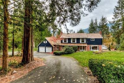 Issaquah Single Family Home For Sale: 24504 SE Mirrormont Wy