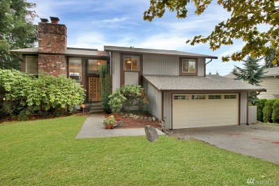 Federal Way Single Family Home For Sale: 4034 SW 328th St
