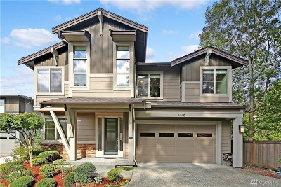 Issaquah Single Family Home For Sale: 4816 243rd Cir SE