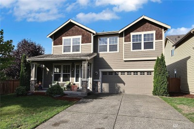 Bonney Lake Single Family Home For Sale: 11618 178th Place E