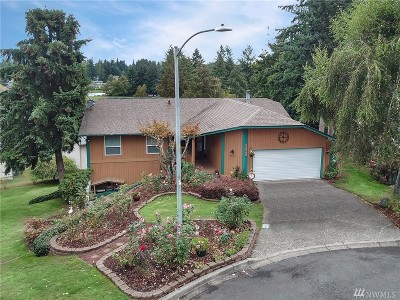 Federal Way Single Family Home For Sale: 32540 42nd Place SW