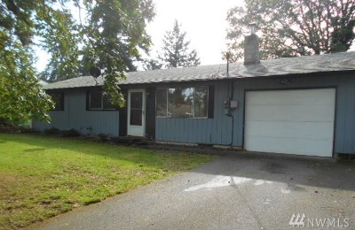 Single Family Home For Sale: 1620 110th St S