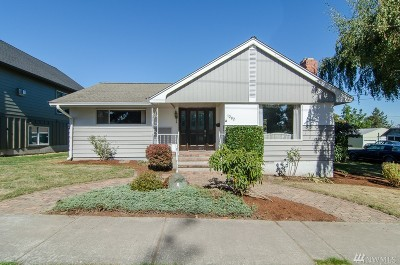 Anacortes, La Conner Single Family Home For Sale: 1202 15th St
