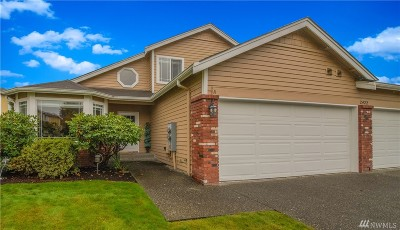 Bothell Condo/Townhouse For Sale: 2422 195 St SE #A