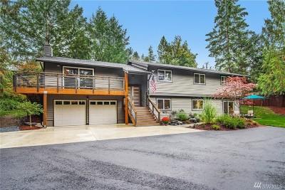 Renton Single Family Home For Sale: 18104 E Spring Lake Dr SE