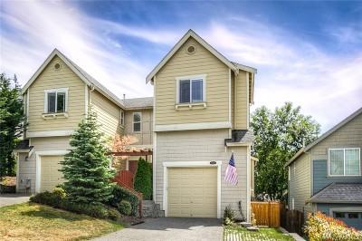 Bellevue Condo/Townhouse For Sale: 6738 163rd Place SE #B
