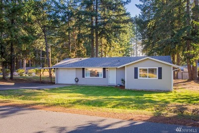 Port Orchard Single Family Home For Sale: 11265 Fry Ave