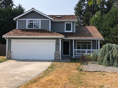 Spanaway Single Family Home For Sale: 7101 200th Street Ct E