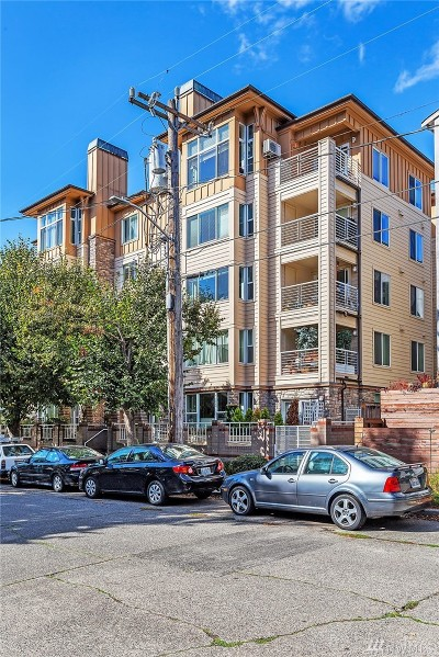 Seattle Condo/Townhouse For Sale: 1762 NW 57th St #102