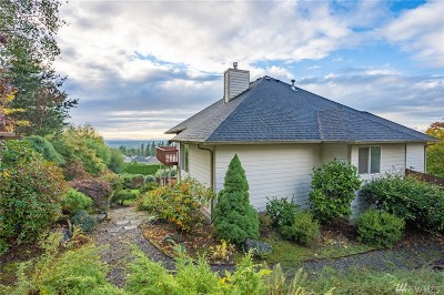 Bellingham Single Family Home For Sale: 3608 S Pebble Place