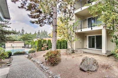 Bellevue Condo/Townhouse For Sale: 13616 NE 7th St #E-1