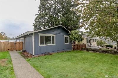 Tacoma Single Family Home For Sale: 1117 E 61st St