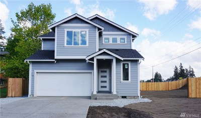 Spanaway Single Family Home For Sale: 17519 11th Ave E