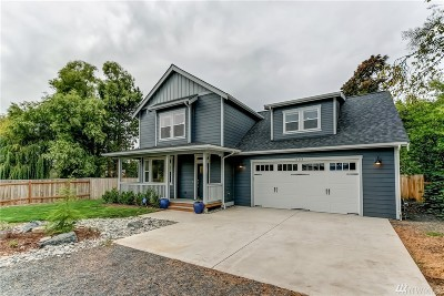 Bellingham Single Family Home For Sale: 503 E Sunset