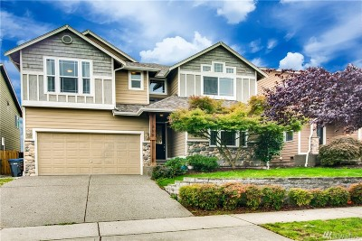 Lynnwood Single Family Home For Sale: 630 203rd Place SW