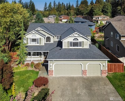 Snohomish Single Family Home For Sale: 5925 159th Place SE