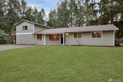 Lacey Single Family Home For Sale: 7523 41st Ave SE