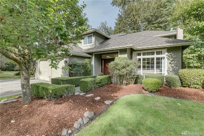 Woodinville Single Family Home For Sale: 21506 NE 146th Place