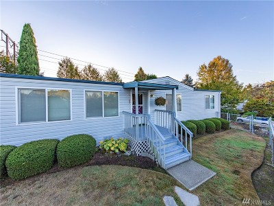 Bothell Single Family Home For Sale: 12604 NE 197th St