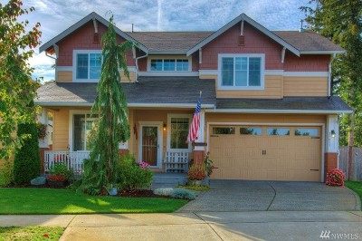 Covington Single Family Home For Sale: 15831 SE 265th Ct