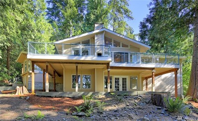 Issaquah Single Family Home For Sale: 25612 SE Tiger Mountain Rd