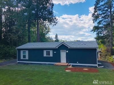 Shelton Single Family Home For Sale: 460 E Parkway Blvd