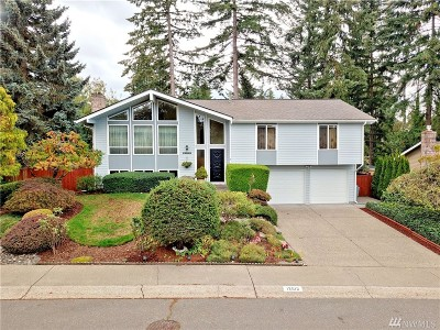 Bellevue Single Family Home For Sale: 12515 SE 67th St