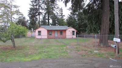 Tacoma Single Family Home For Sale: 315 114th St S