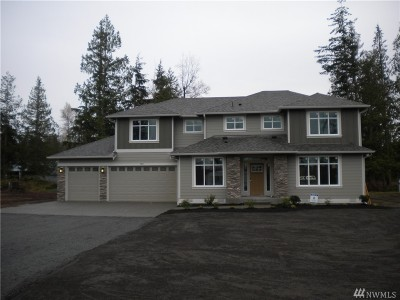 Arlington Single Family Home For Sale: 19613 23rd Ave NE #B