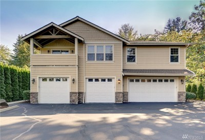 Maple Valley Single Family Home For Sale: 21900 SE 242nd St #A2