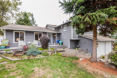 Bothell Single Family Home For Sale: 15428 110th Ave NE