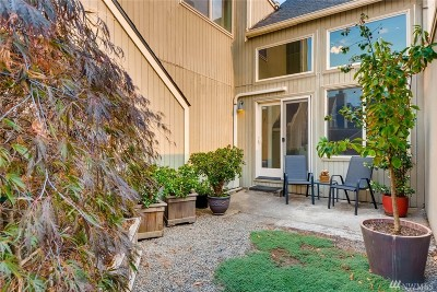 Seattle Condo/Townhouse For Sale: 8430 26th Ave SW #D