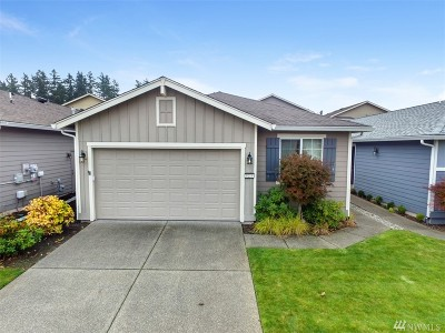 Lacey Single Family Home For Sale: 8219 Ridgefield Ave NE