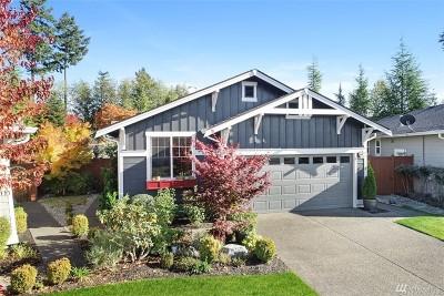 Lacey Single Family Home For Sale: 8445 Bainbridge Lp NE