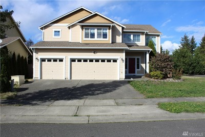 Yelm Single Family Home For Sale: 16326 Vancil Ct SE