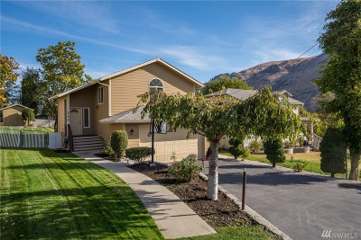 Chelan Falls Single Family Home For Sale: 260 Chestnut St