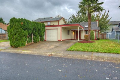 Auburn Single Family Home For Sale: 1207 31st St NE