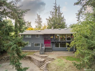 Tacoma Single Family Home For Sale: 5803 36th Ave E