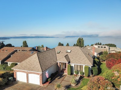 Steilacoom Single Family Home For Sale: 92 Chinook Lane