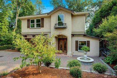 Medina Single Family Home For Sale: 7623 NE 24th St