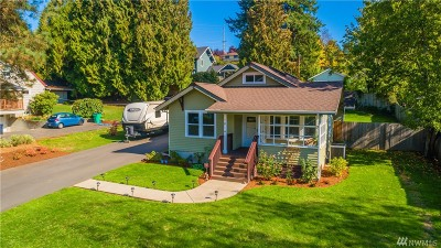 Olympia Single Family Home For Sale: 1014 Lybarger St SE
